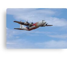 Fire Bomber Canvas Print