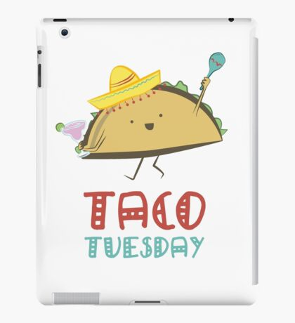 TACO TUESDAY iPad Case/Skin