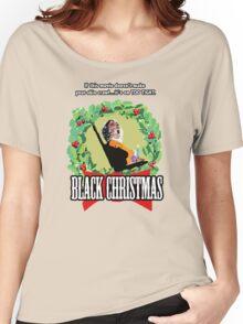 Black Christmas - Original Slasher Women's Relaxed Fit T-Shirt
