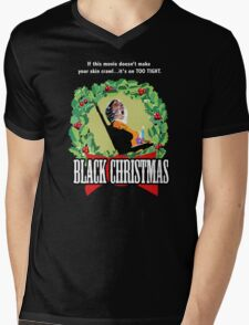 Black Christmas - Original Slasher Mens V-Neck T-Shirt