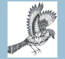 Bird Baby Tee