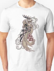 Vicar Amelia - Bloodborne (white dress version) Unisex T-Shirt