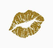 Kiss Kiss [Dark Gold] Unisex T-Shirt
