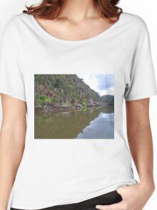 Cataract Gorge, Launceston, Tasmania, Australia Women's Relaxed Fit T-Shirt