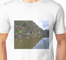 Cataract Gorge, Launceston, Tasmania, Australia Unisex T-Shirt