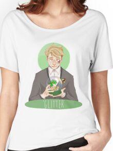 """""""Glitter"""" Women's Relaxed Fit T-Shirt"""
