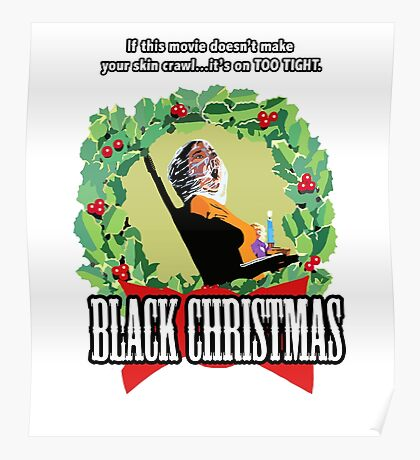 Black Christmas - Original Slasher Poster