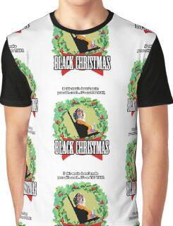 Black Christmas - Original Slasher Graphic T-Shirt