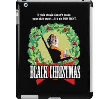 Black Christmas - Original Slasher iPad Case/Skin
