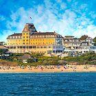 Ocean House by Brenda-J-Burns