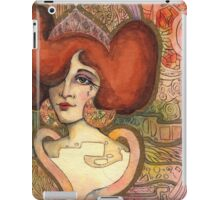 The Bride iPad Case/Skin