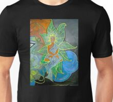 Internal Foliage (From Chalk Meditation #12)  December 2006 Unisex T-Shirt