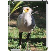 Secretary Bird iPad Case/Skin