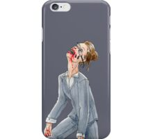Zombie Business Woman iPhone Case/Skin