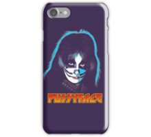 PUSSYFACE iPhone Case/Skin