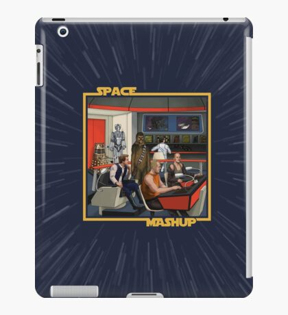 Space Mashup iPad Case/Skin