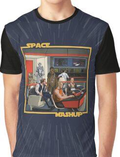 Space Mashup Graphic T-Shirt