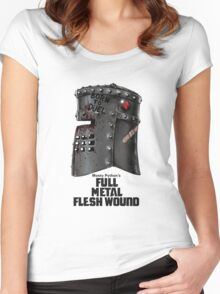 Full Metal Mashup!!! - Born to Duel Women's Fitted Scoop T-Shirt