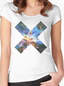 God's Domain | Mathematix by Sir Douglas Fresh Women's Fitted Scoop T-Shirt