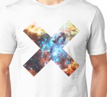 Colorfully Colliding Galaxy Clusters | Mathematix by Sir Douglas Fresh Unisex T-Shirt