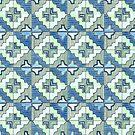 Celtic Tile 2 by Marta Lett
