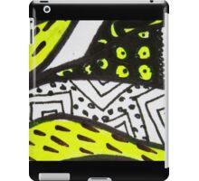 Abstract Fluoro 11  iPad Case/Skin