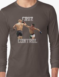 Dominick Cruz - Cruz Control Long Sleeve T-Shirt