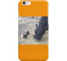 Turkey for Lunch! iPhone Case/Skin