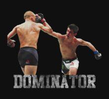 Dominick Cruz - Dominator by distressed