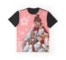 SakurAoi Graphic T-Shirt