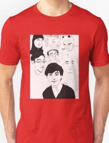 Filthy Frank Sketch Art Unisex T-Shirt