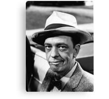 Barney Fife Canvas Print