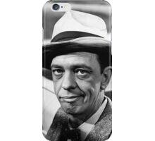 Barney Fife iPhone Case/Skin