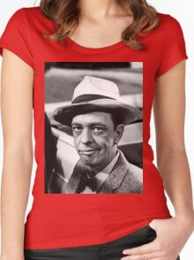 Barney Fife Women's Fitted Scoop T-Shirt