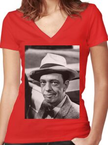 Barney Fife Women's Fitted V-Neck T-Shirt