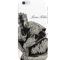 Leather Face iPhone Case/Skin