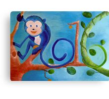 Year of the Monkey 2016 Canvas Print