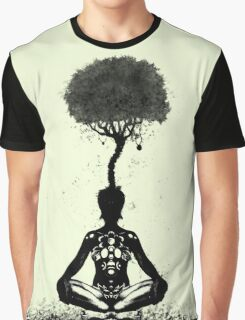 The Earth Mother Gaia Graphic T-Shirt