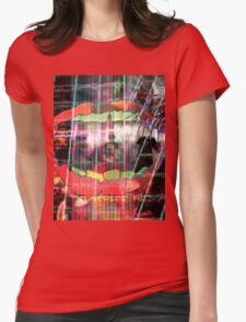 Animal Collective - Centipede Hz Womens Fitted T-Shirt