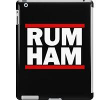 It's Always Sunny - Rum Ham iPad Case/Skin