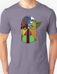 Star Wars Collage T-Shirt