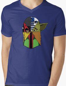 Star Wars Collage Mens V-Neck T-Shirt