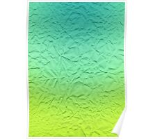 - Crumpled paper - Poster
