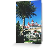 Grand Floridian Greeting Card
