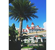Grand Floridian Photographic Print