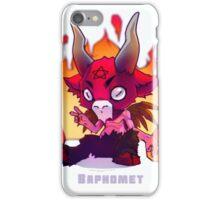 Baby Baphomet iPhone Case/Skin