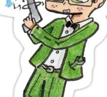 Earthbound--Jeff! Sticker