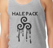 Hale Pack bleeding Tank Top
