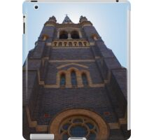 St Mary and Joseph's Cathedral, Armidale iPad Case/Skin
