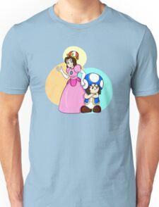 3D World Unisex T-Shirt